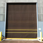 Industrial Rubber Door
